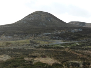 Hill outside Dunfanaghy