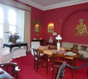 Red Room - Glenveagh Castle