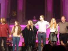 Anna, Nia, Mairead, Ciaran, Caitlin, Gearoid